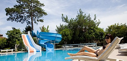 Belpoint Beach Hotel Havuz / Deniz