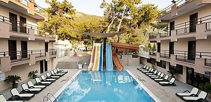 Belport Beach Hotel Havuz / Deniz
