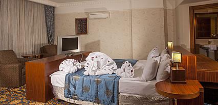 Bera Alanya Otel Oda