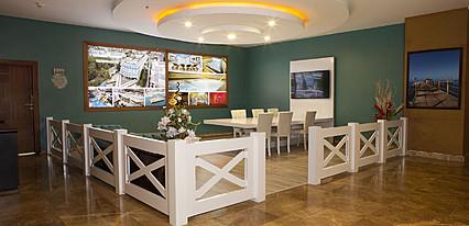 Bera Alanya Otel Genel Görünüm