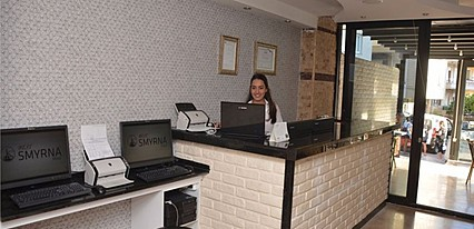 Best Smyrna Butik Otel Genel Görünüm