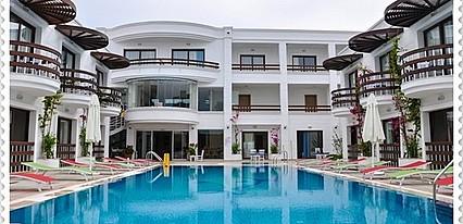 Beyaz Suite Hotel Genel Görünüm