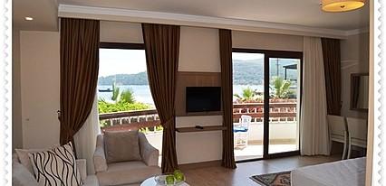 Beyaz Suite Hotel Oda