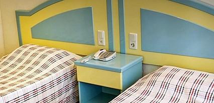 Bezay Hotel Oda