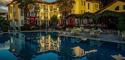 Bezay Hotel Genel Görünüm