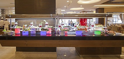 Bieno Club Sunset Resort Hotel Yeme / İçme