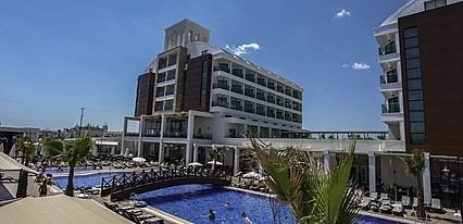 Bieno Club Sunset Resort Hotel Havuz / Deniz