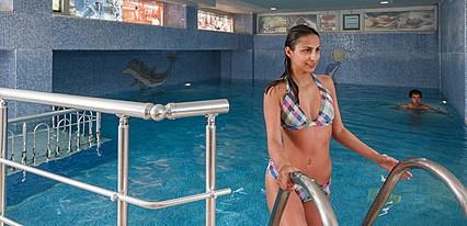 Bieno Venüs Hotel Havuz / Deniz