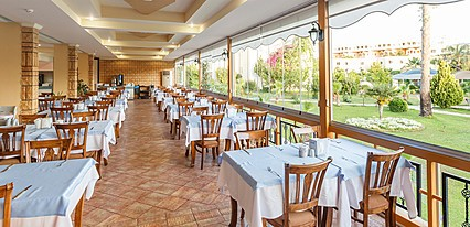 Bieno Venüs Hotel Yeme / İçme