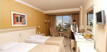Bilem High Class Hotel Oda