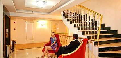 Bilem High Class Hotel Genel Görünüm