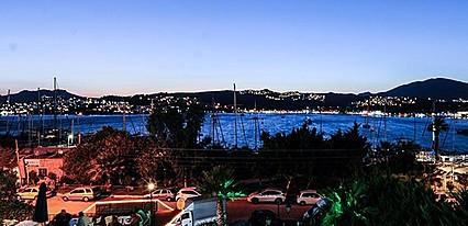Bitez Marina Genel Görünüm