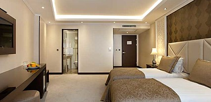 Black Bird Thermal Hotel Oda