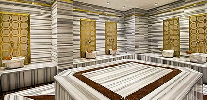 Black Bird Thermal Hotel Genel Görünüm