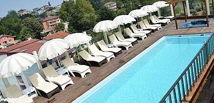 Black Bird Thermal Hotel Havuz / Deniz