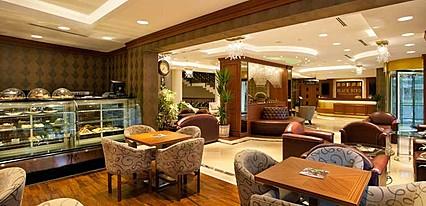 Black Bird Thermal Hotel Yeme / İçme