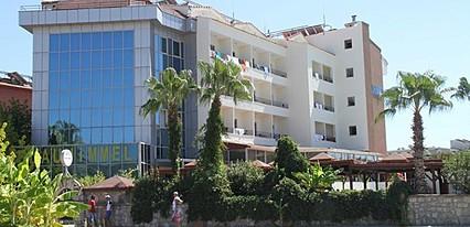 Blauhimmel Hotel Genel Görünüm