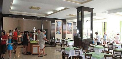 Blauhimmel Hotel Yeme / İçme