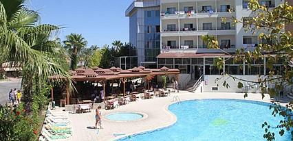 Blauhimmel Hotel Havuz / Deniz