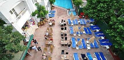 Blue Lagoon Hotel Marmaris Genel Görünüm