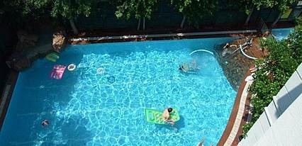 Blue Lagoon Hotel Marmaris Havuz / Deniz