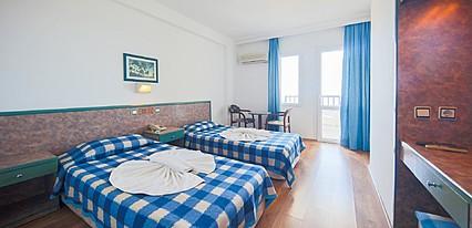 Blue Night Hotel Oda