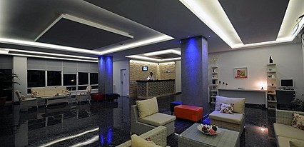 Blue Palace Hotel Genel Görünüm