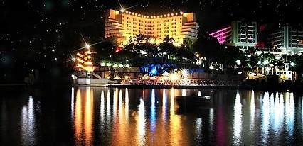 Blue Vista Hill Hotel Genel Görünüm