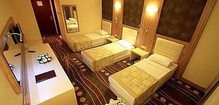 Blue Vista Hill Hotel Oda