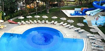Blue Vista Hill Hotel Havuz / Deniz