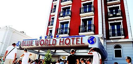 Blue World Hotel Kumburgaz Genel Görünüm