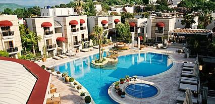 Bodrium Hotel Spa Havuz / Deniz