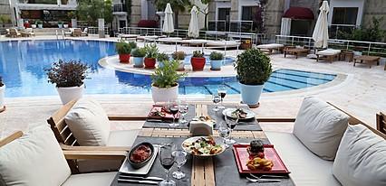 Bodrium Hotel Spa Yeme / İçme