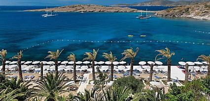 Bodrum Bay Resort Hotel Havuz / Deniz