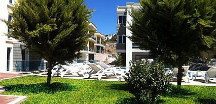 Bodrum Breeze Beach Hotel Genel Görünüm