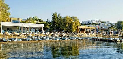 Bodrum Breeze Beach Hotel Havuz / Deniz