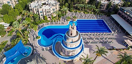Bodrum Imperial Hotel Genel Görünüm