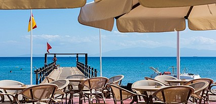 Bodrum Imperial Hotel Havuz / Deniz