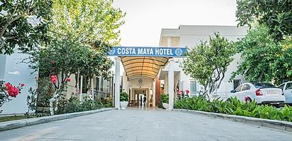 Bodrum Maya Otel Genel Görünüm
