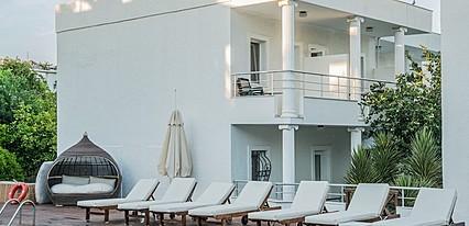 Bodrum Maya Otel Havuz / Deniz