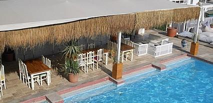 Bodrum Nova Suites Havuz / Deniz