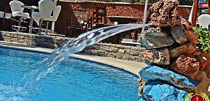 Bodrum Oscar Hotel Havuz / Deniz