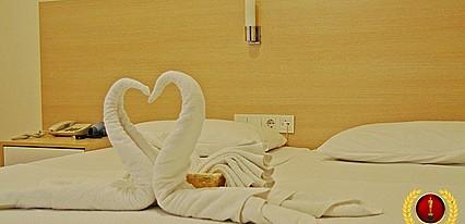Bodrum Oscar Hotel Oda