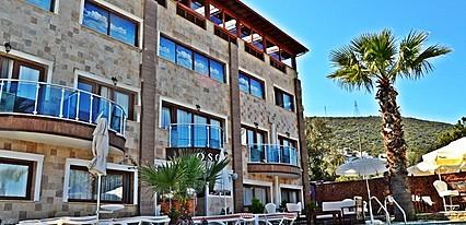 Bodrum Oscar Hotel Genel Görünüm