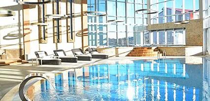 Bof Hotels Uludag Ski Convention Resort Havuz / Deniz
