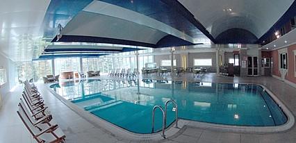 Bolu Termal Hotel Havuz / Deniz