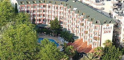 Bone Club Hotel Svs Genel Görünüm