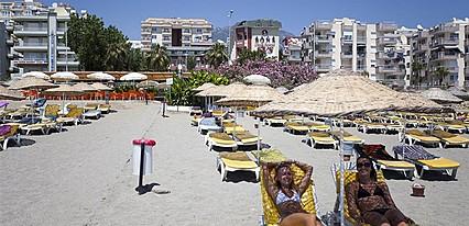 Bone Club Hotel Svs Havuz / Deniz