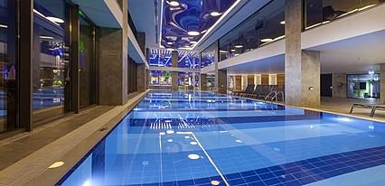 Bosphorus Sorgun Hotel Havuz / Deniz