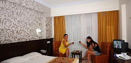 Botanik Grand Lukullus Hotel Oda